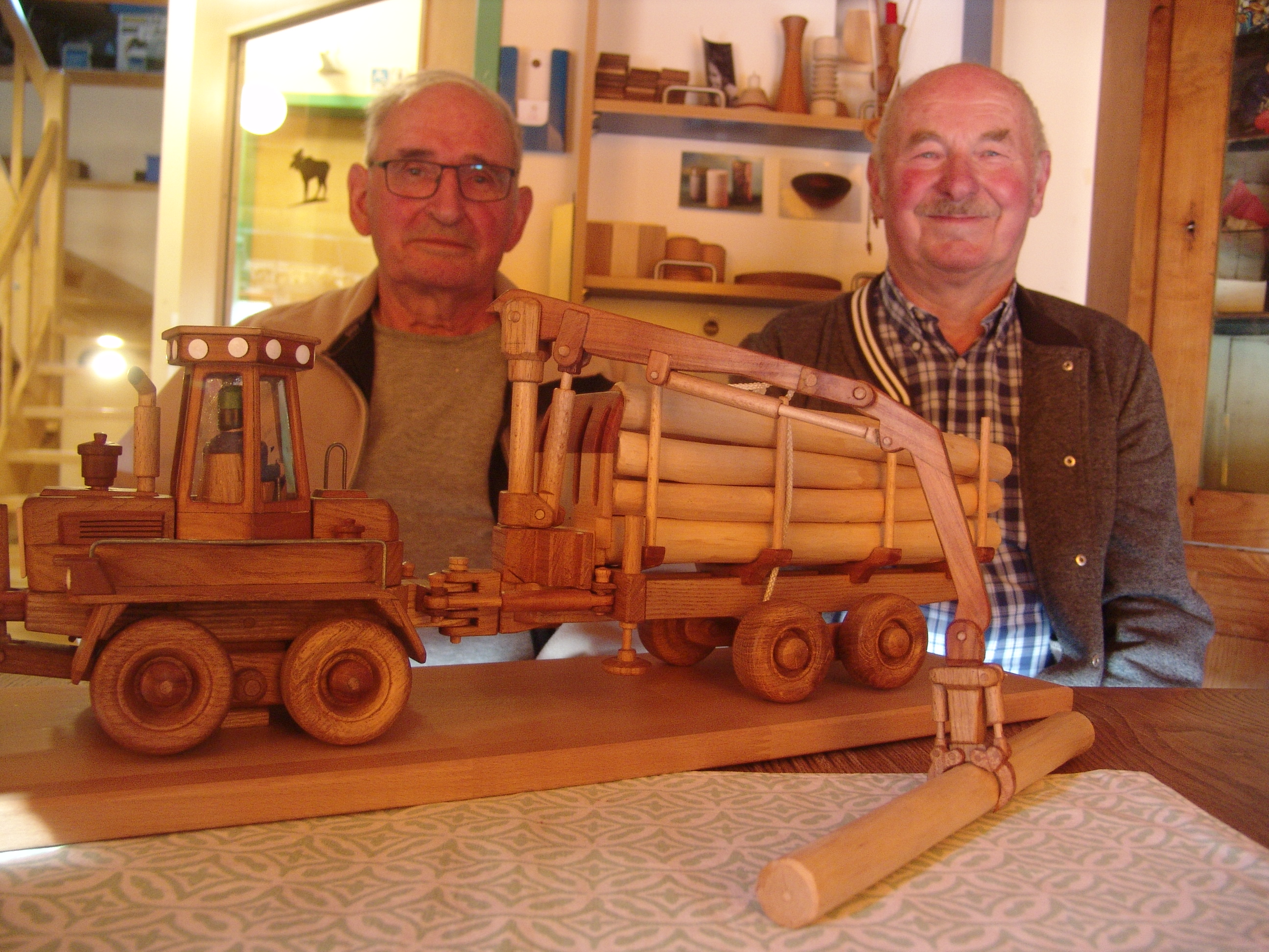 Transportfahrzeug von Dieter Ochsendorf