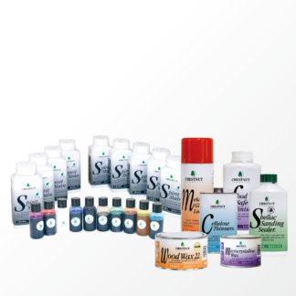 Chestnut-Oberflächen-Produkte
