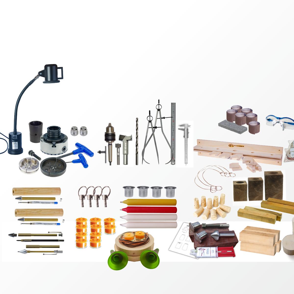 Komplett-Werkstatt-Sets