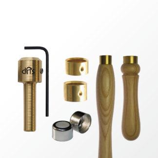 Werkzeughefte und -zwingen