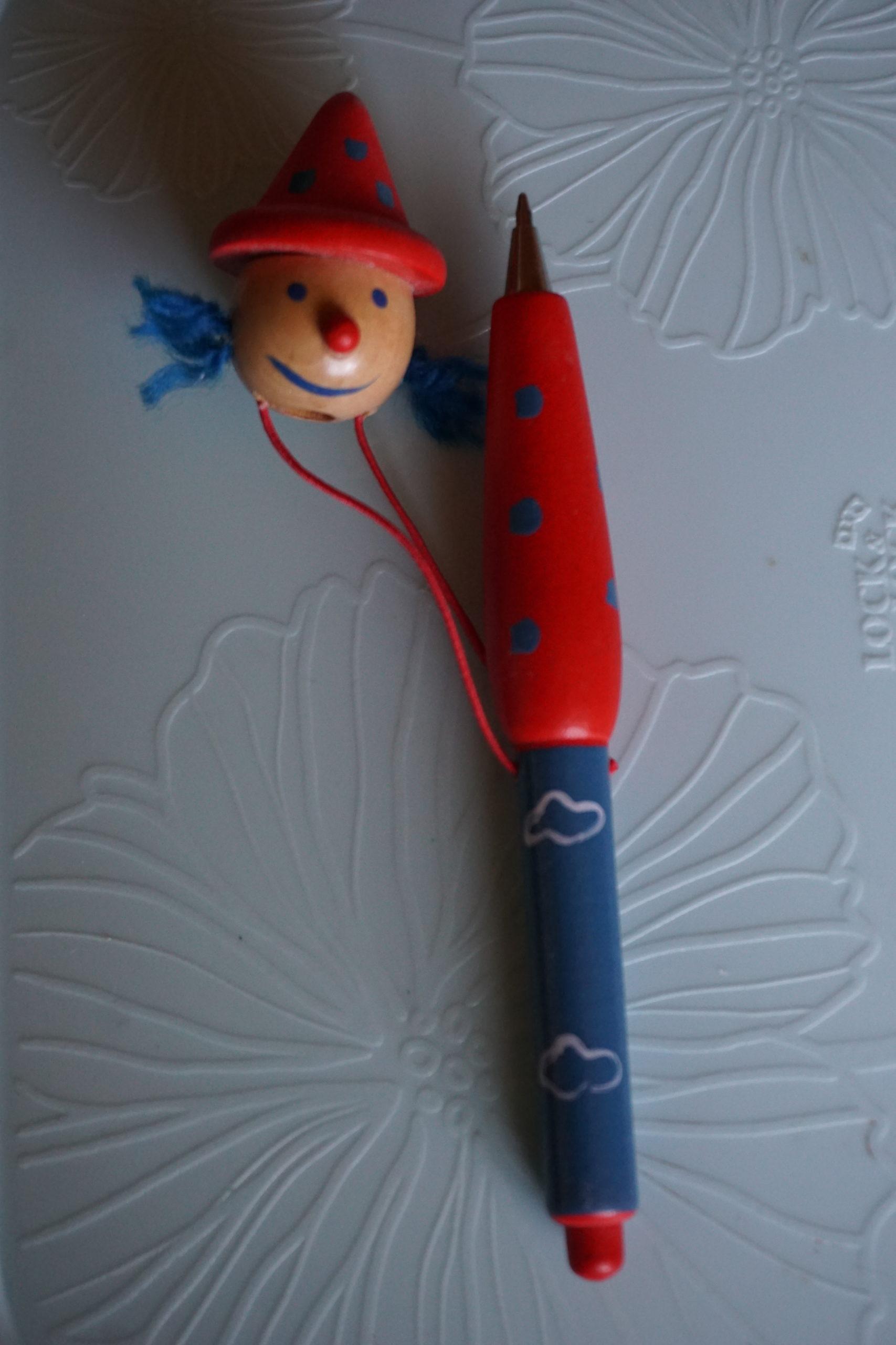 Kinderkugelschreiber von Gunter Dahm
