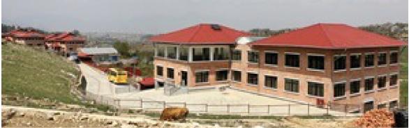 Ausbildungszentrum OVS in Olgapuri